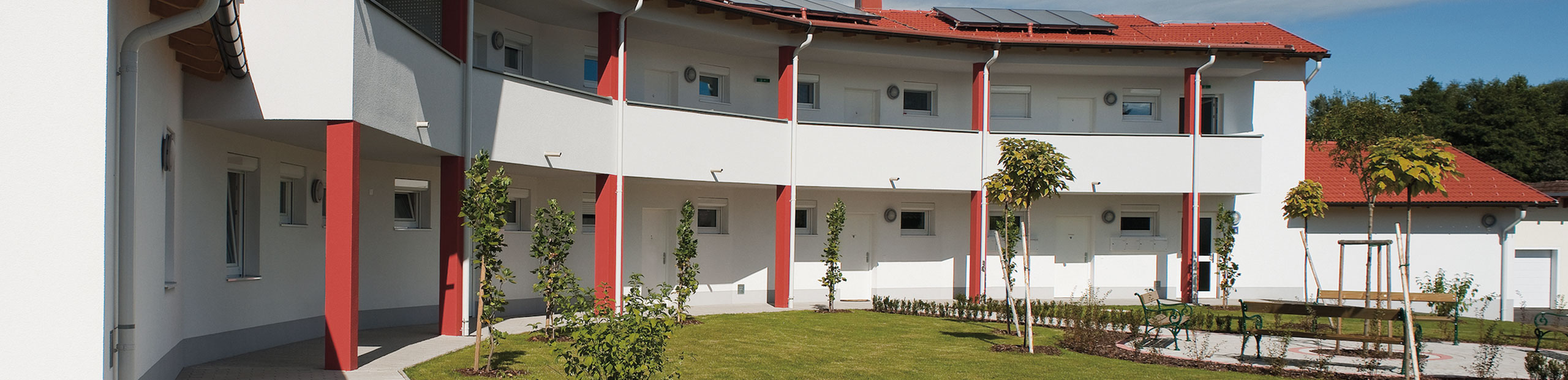 Wohnhausanlage von OSG