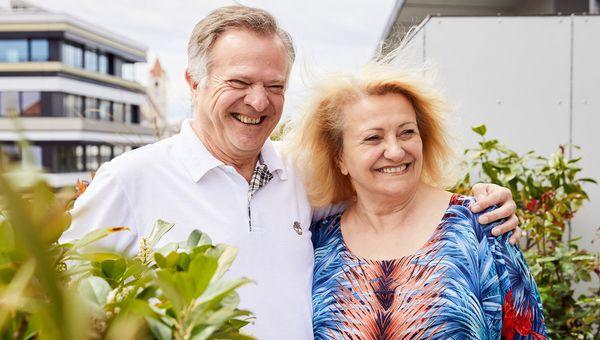 Familie Füzi aus Eisenstadt