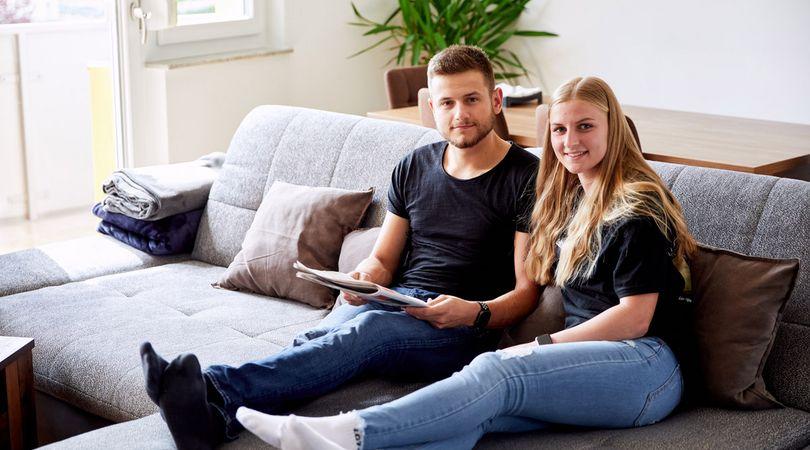 Bianca Gröller & Roman Rasser aus Sulz